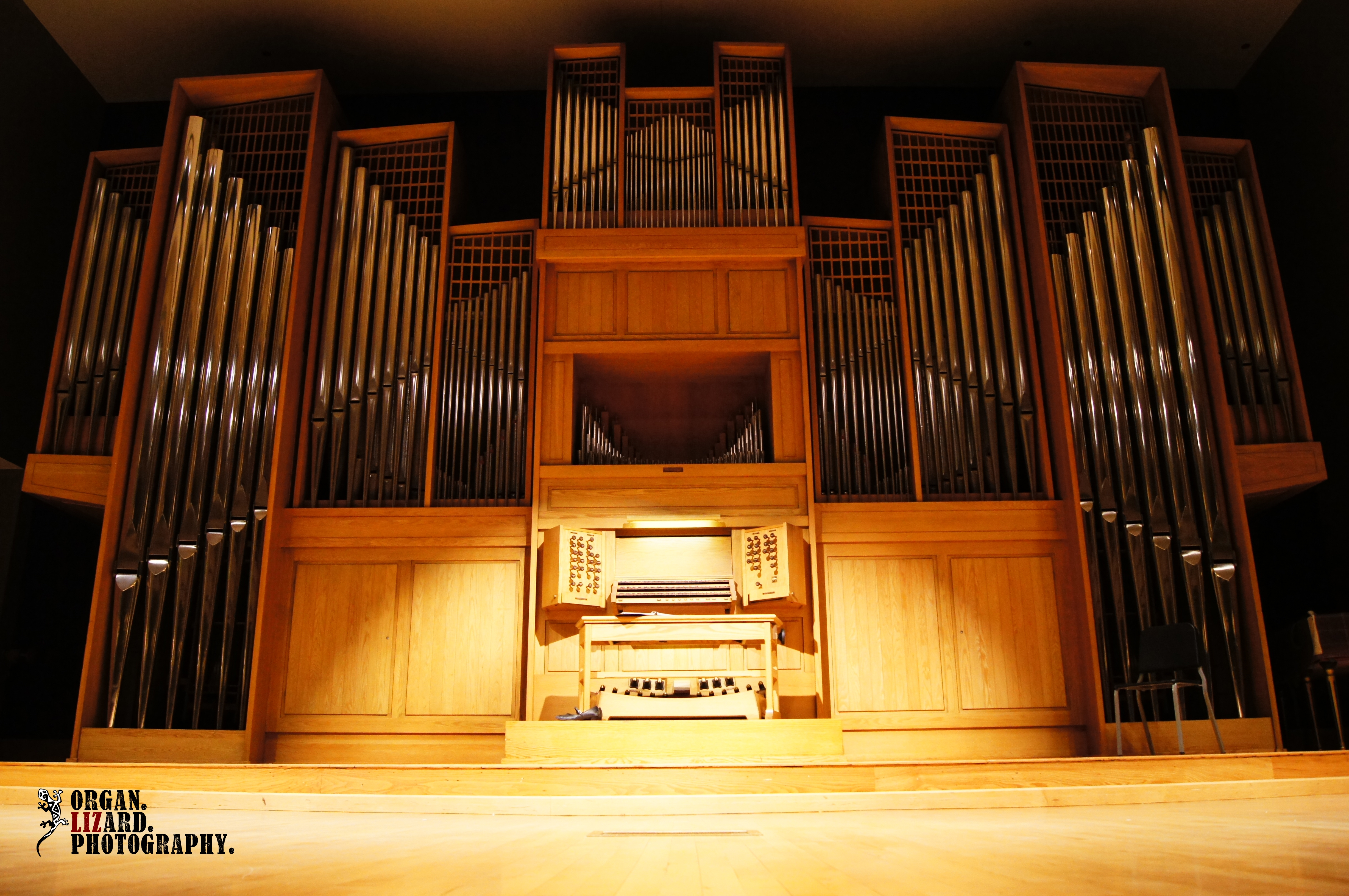 casavant organ at csu